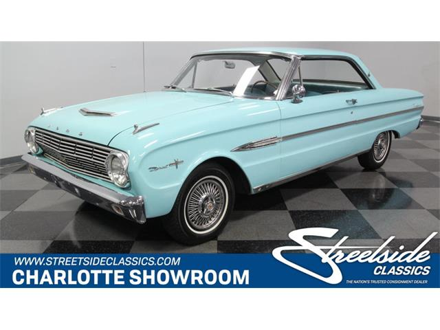 Picture of '63 Ford Falcon located in Concord North Carolina - $24,995.00 - OJQJ