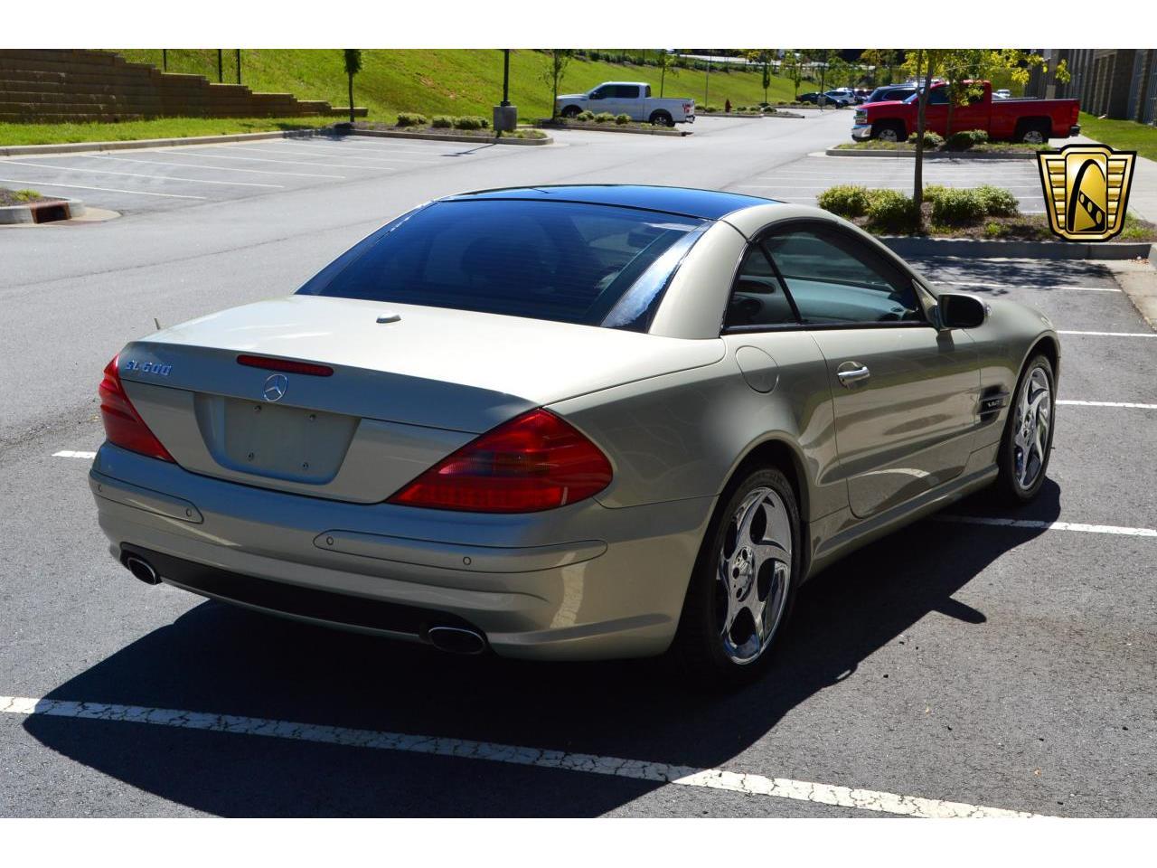 For Sale: 2004 Mercedes-Benz SL600 in Alpharetta, Georgia