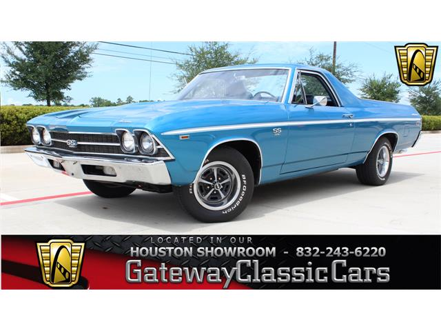 Picture of '69 El Camino Offered by  - OJQW