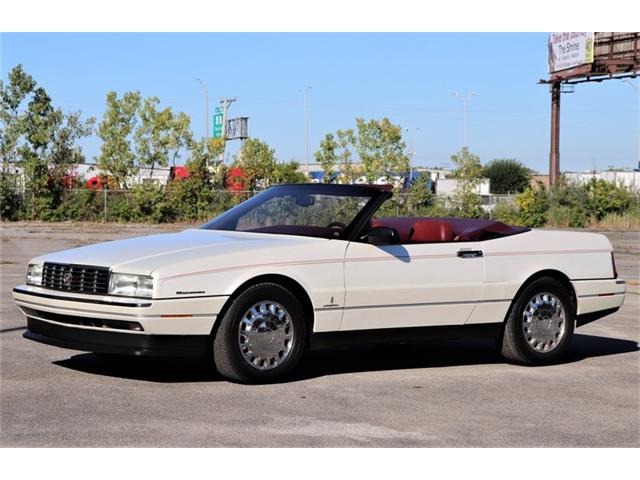 Picture of 1993 Allante located in Alsip Illinois - $17,900.00 - OJQZ