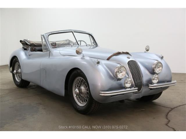 Picture of 1953 XK120 located in Beverly Hills California - $79,500.00 Offered by  - OJR7