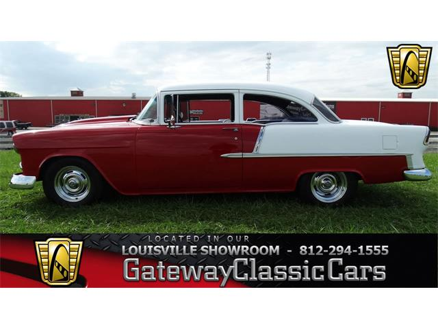 Picture of 1955 Bel Air located in Memphis Indiana Offered by  - OJRK