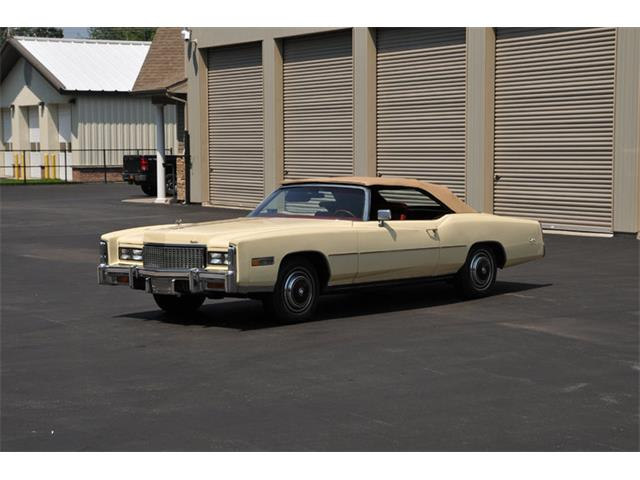 Picture of 1976 Eldorado located in Saratoga Springs New York Auction Vehicle Offered by  - OJRS