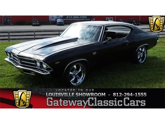 Picture of Classic 1969 Chevrolet Chevelle - OJRX
