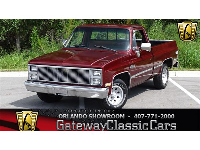 Picture of 1984 Sierra located in Florida Offered by  - OJS4