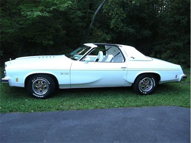 Picture of '75 Cutlass - OJTI