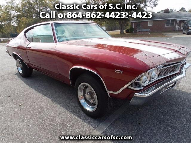 1969 Chevrolet Chevelle Malibu For Sale