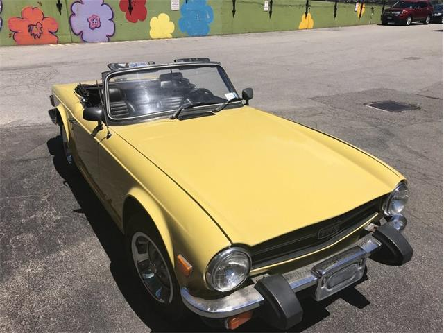 Picture of 1976 TR6 located in Saratoga Springs New York Auction Vehicle Offered by  - OJUA