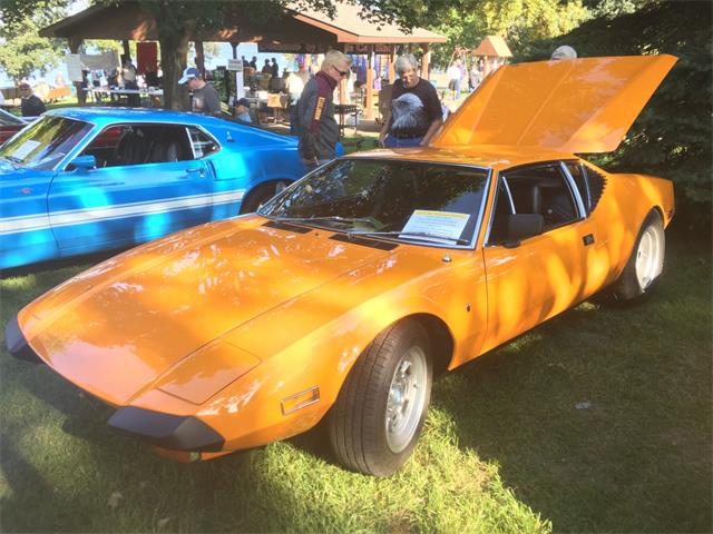 Picture of '73 De Tomaso Pantera located in Minnesota Offered by  - OJUL