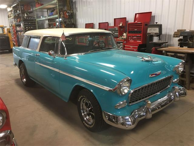 Picture of '55 Nomad - OJUR