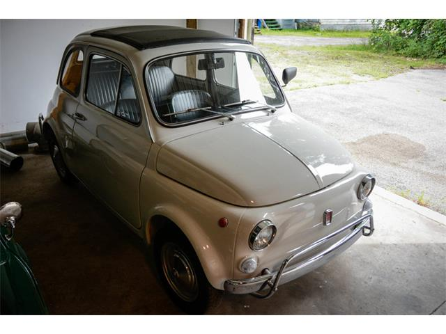 Picture of '69 Fiat 500L located in Saratoga Springs New York Auction Vehicle Offered by  - OJUT