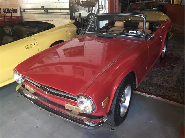Picture of Classic 1973 Triumph TR6 Offered by  - OJVB