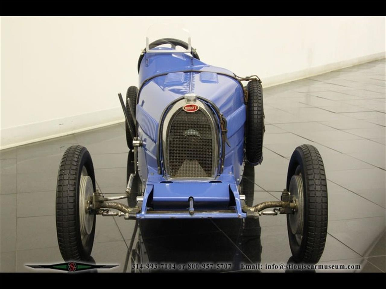 Large Picture of 1929 Bugatti Type 52 Offered by St. Louis Car Museum - OJVR