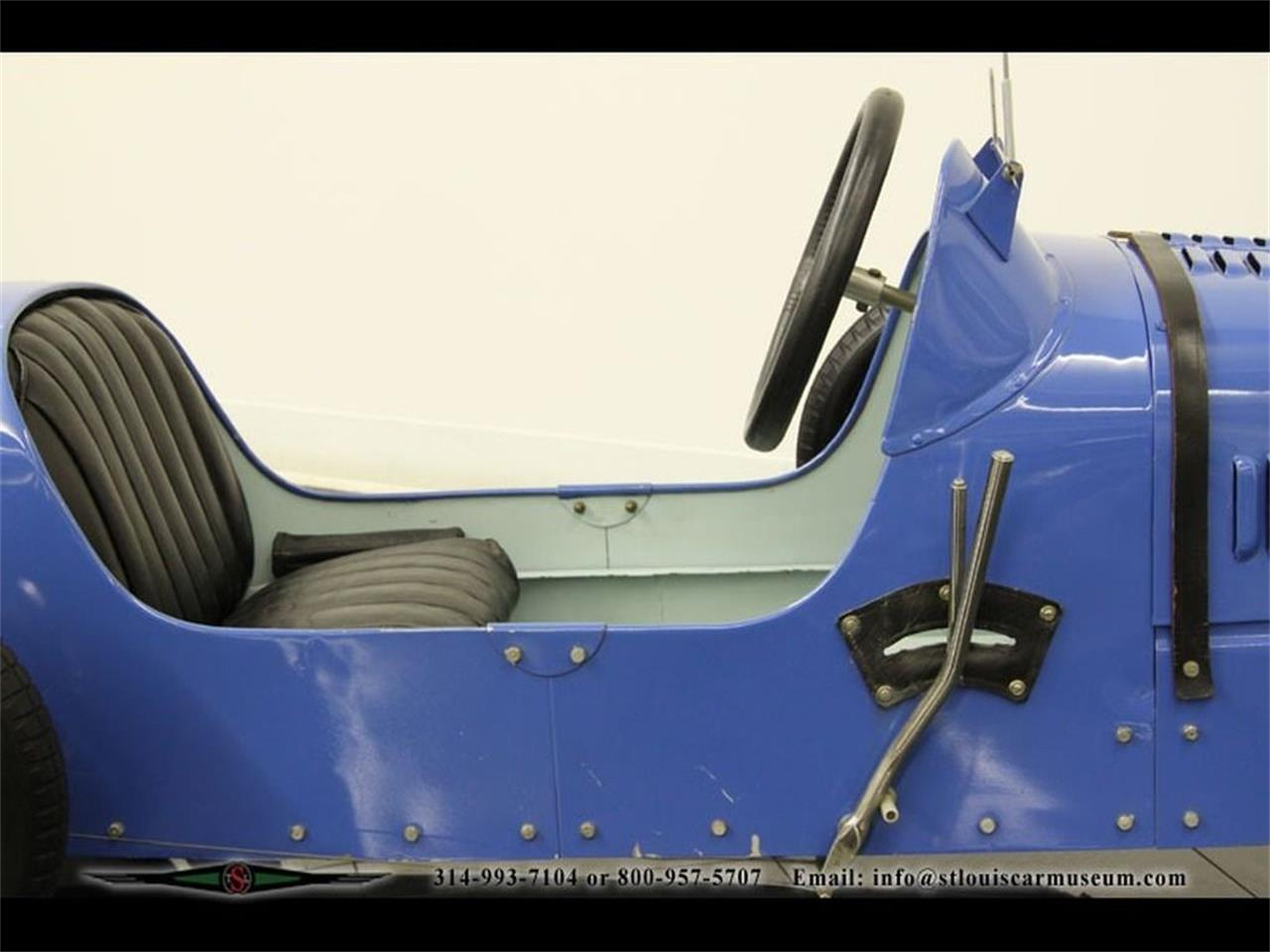 Large Picture of 1929 Bugatti Type 52 located in Missouri Offered by St. Louis Car Museum - OJVR