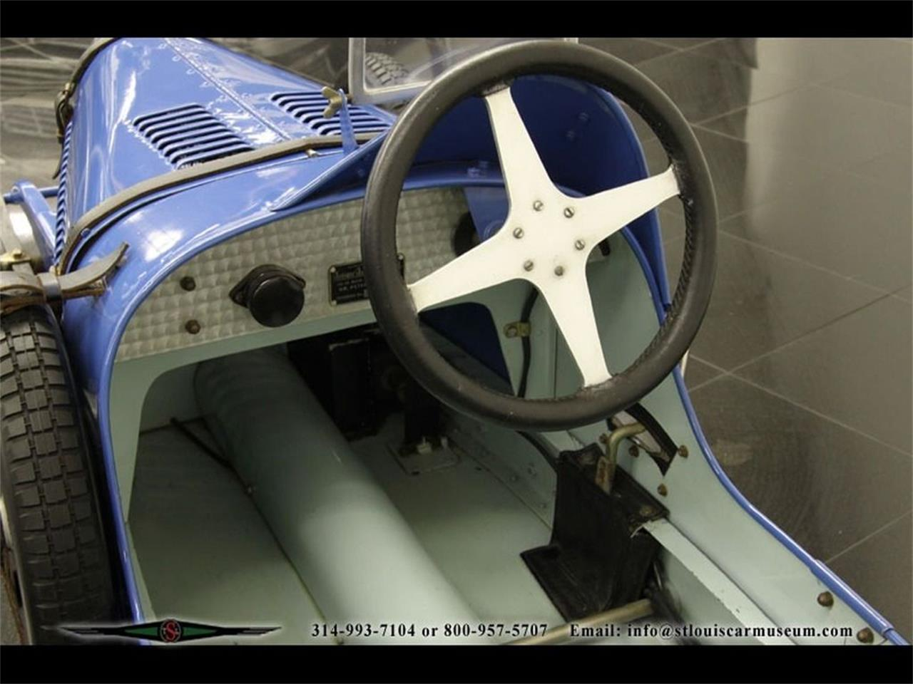 Large Picture of '29 Bugatti Type 52 Offered by St. Louis Car Museum - OJVR