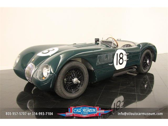 Picture of '53 C-Type - OJW0