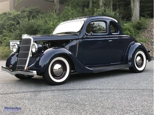 Picture of '35 5-Window Coupe - OJWB
