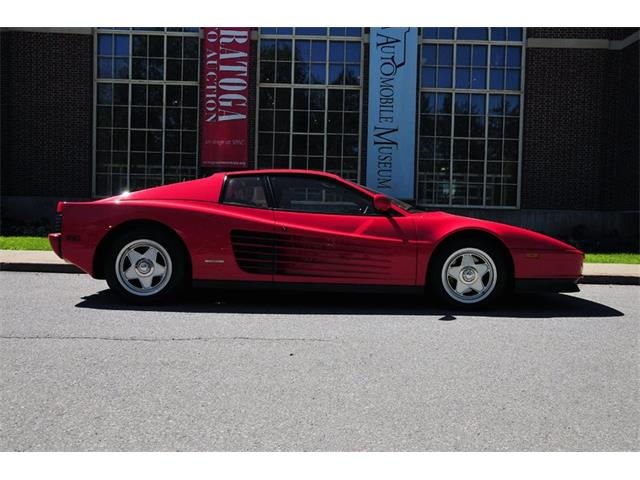 Picture of '87 Ferrari Testarossa located in Saratoga Springs New York Auction Vehicle Offered by  - OJWM