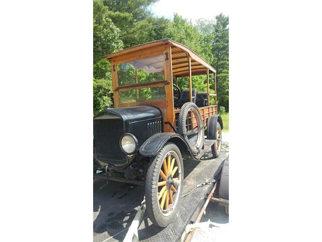 Picture of '23 Model T - OJWR
