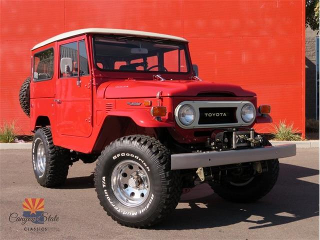 Picture of '74 Toyota Land Cruiser FJ located in Arizona - $44,900.00 Offered by  - OJX0