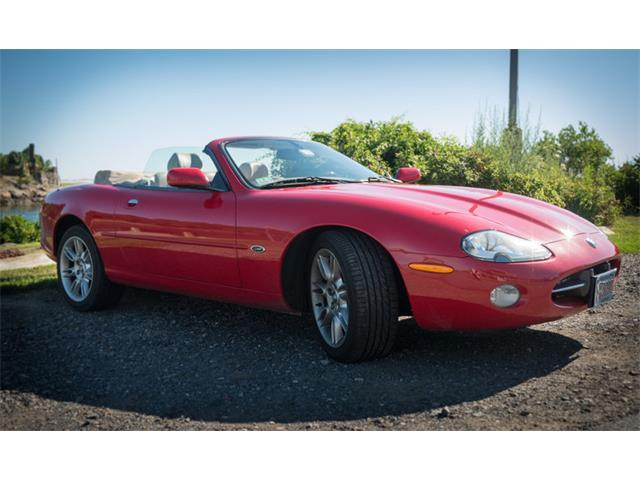 Picture of '02 XK8 - OJX5