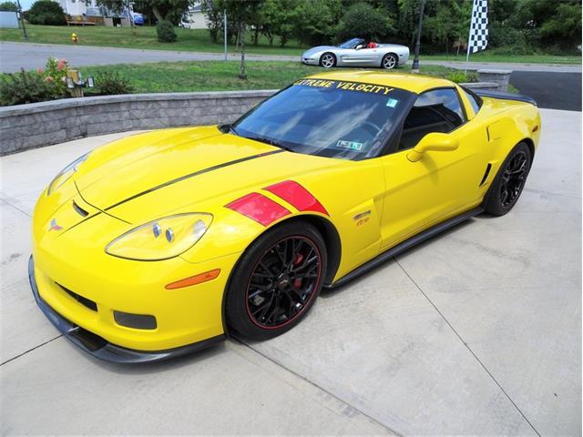 Picture of '07 Corvette Auction Vehicle Offered by  - OJXQ