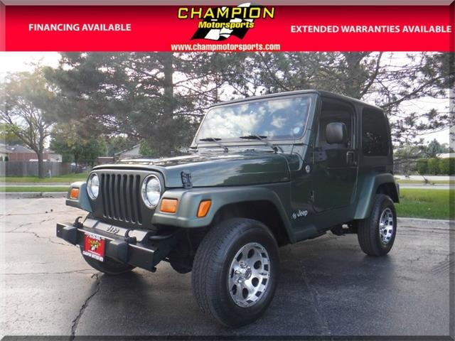 2006 Jeep Wrangler For Sale On ClassicCars