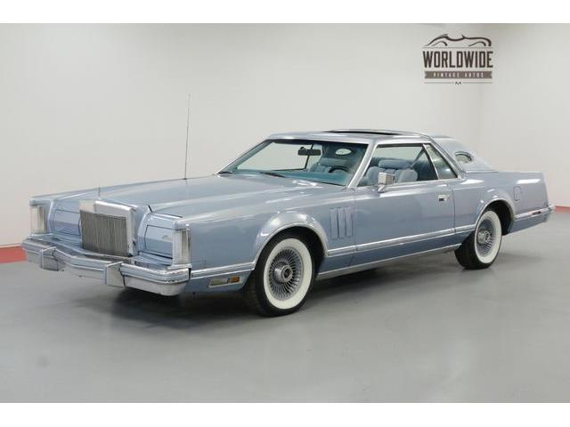 Picture of 1978 Lincoln Mark V Offered by  - OFO8