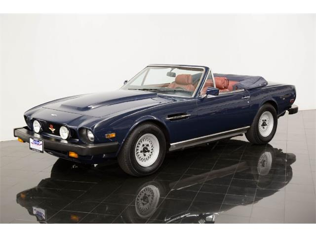 Picture of '84 Aston Martin V8 Volante located in St. Louis Missouri Offered by  - OJYH