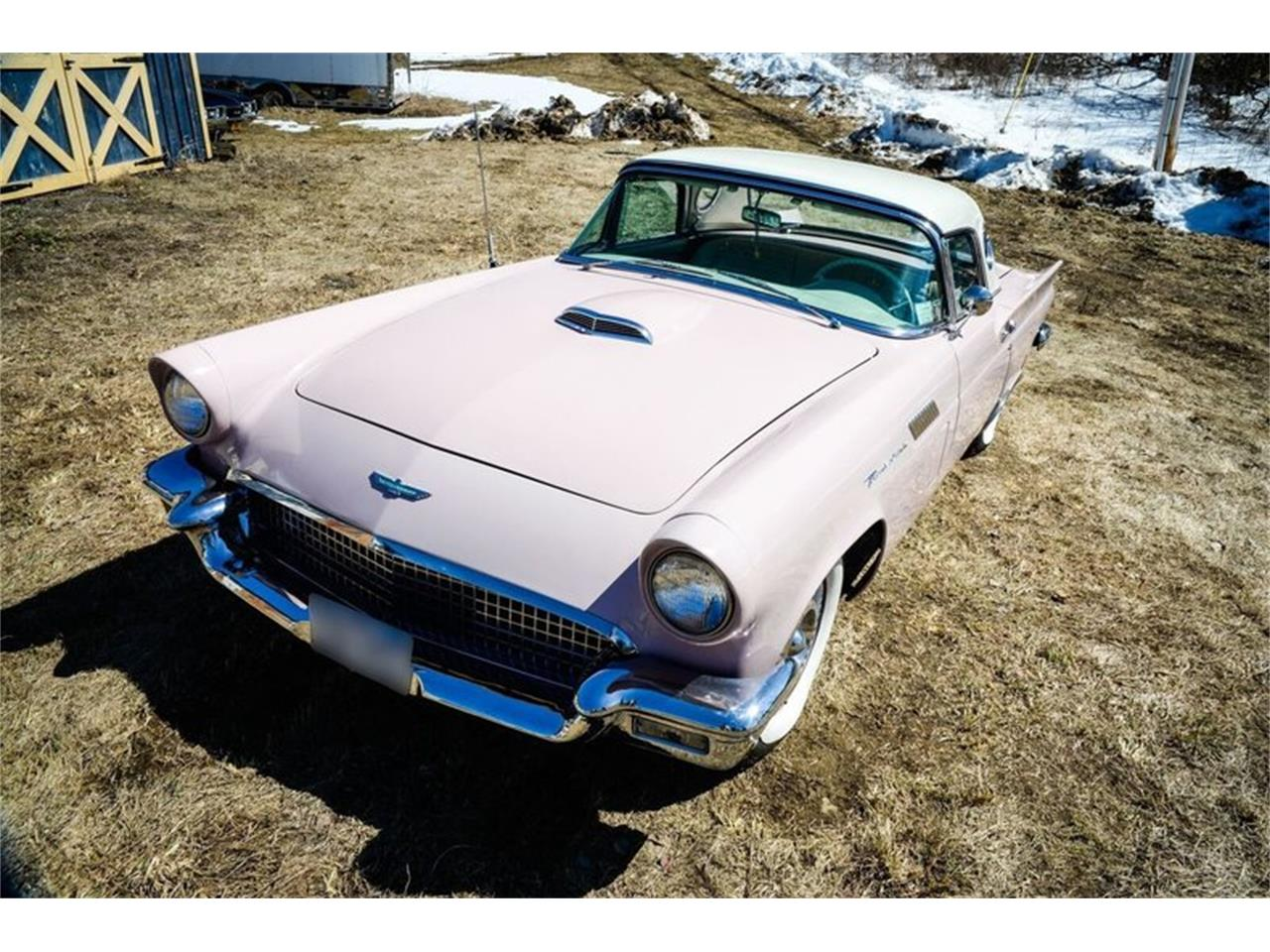 1957 ford thunderbird for sale classiccars cc 1145619 large picture of 57 thunderbird ojyr publicscrutiny Images