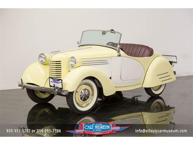 Picture of '38 Deluxe Roadster - OJYS