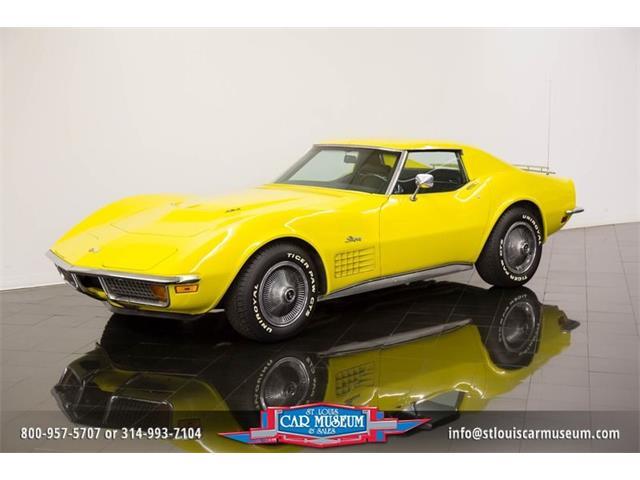 1972 chevrolet corvette for sale on classiccars com rh classiccars com 77 Corvette 69 Corvette