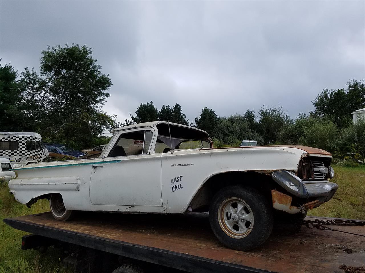 Large Picture of '60 El Camino - OJZ7