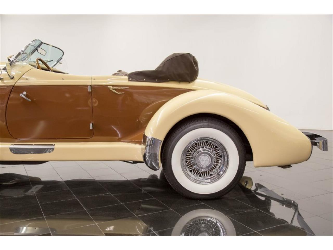 Large Picture of '36 Replica - OJZG