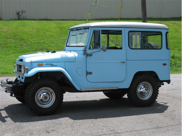 Picture of Classic 1971 Toyota Land Cruiser FJ located in Greensboro North Carolina Auction Vehicle - OK0I
