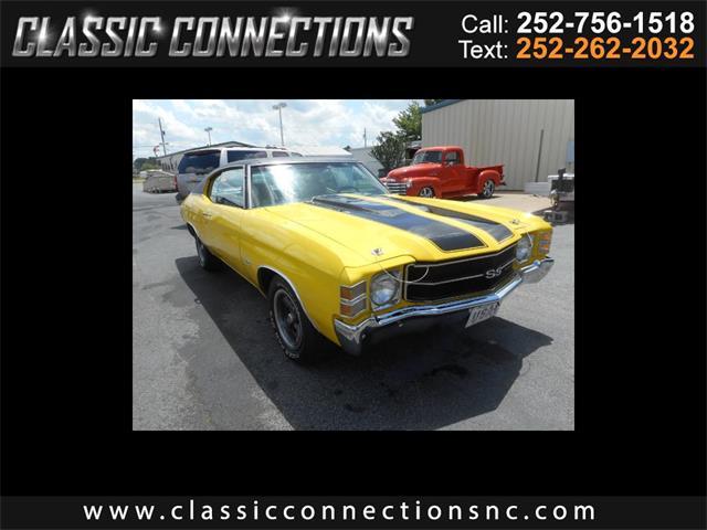 1971 Chevrolet Chevelle Malibu SS