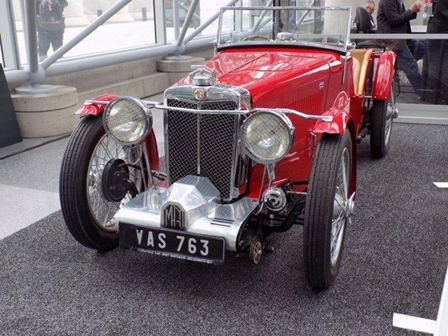 Picture of '36 Midget - OK0W
