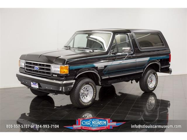 Picture of 1990 Bronco located in Missouri - $29,900.00 Offered by  - OK23