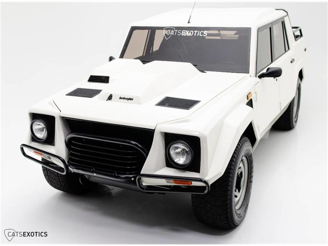 1988 Lamborghini Lm002 For Sale Classiccars Com Cc 1145742