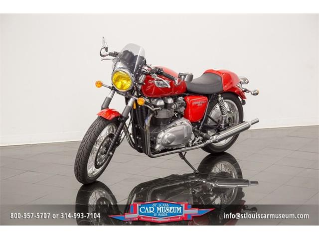 Picture of '10 Triumph Motorcycle - OK2A