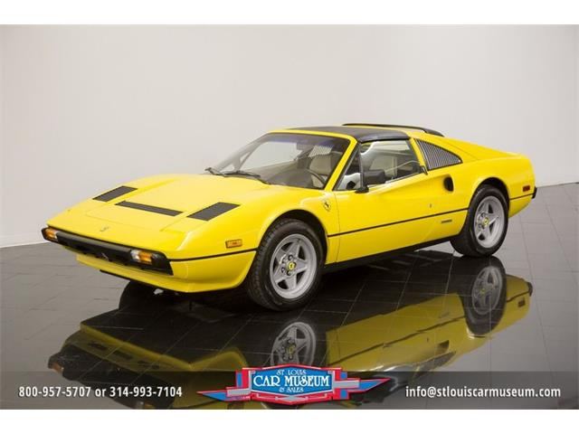 Picture of '85 Ferrari 308 GTS quattrovalvole located in Missouri - $74,900.00 - OK2H