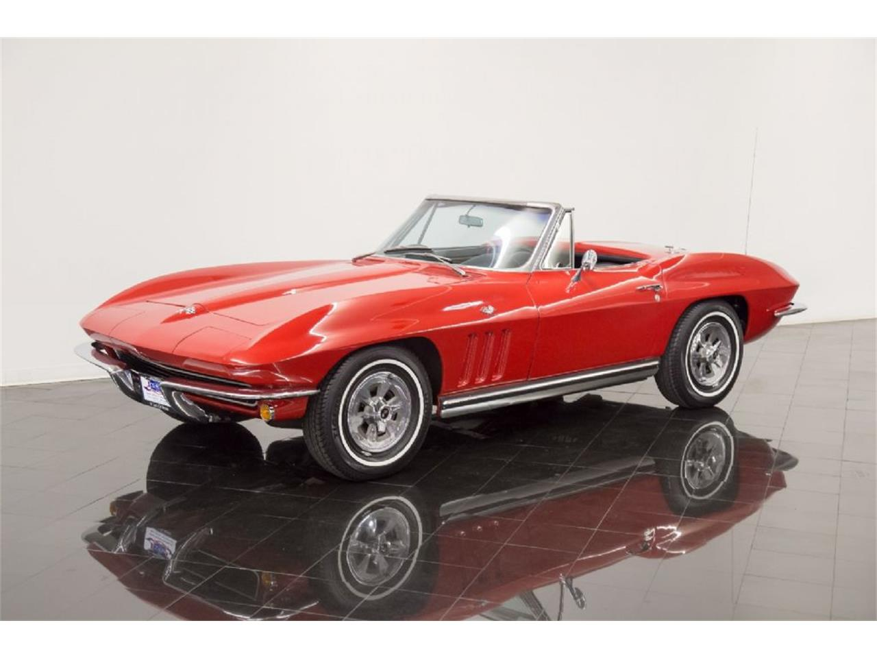 Corvette Sting Ray >> For Sale 1965 Chevrolet Corvette Stingray In St Louis Missouri