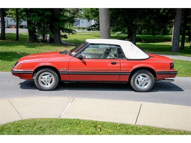 Picture of 1983 Ford Mustang Offered by  - OK33