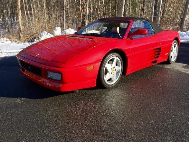 Picture of '95 Ferrari 348 Auction Vehicle Offered by  - OK3G