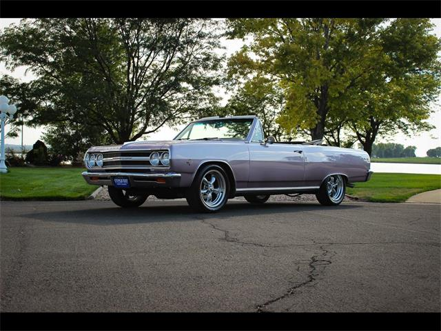 Picture of 1965 Chevelle Malibu SS Offered by  - OK3X