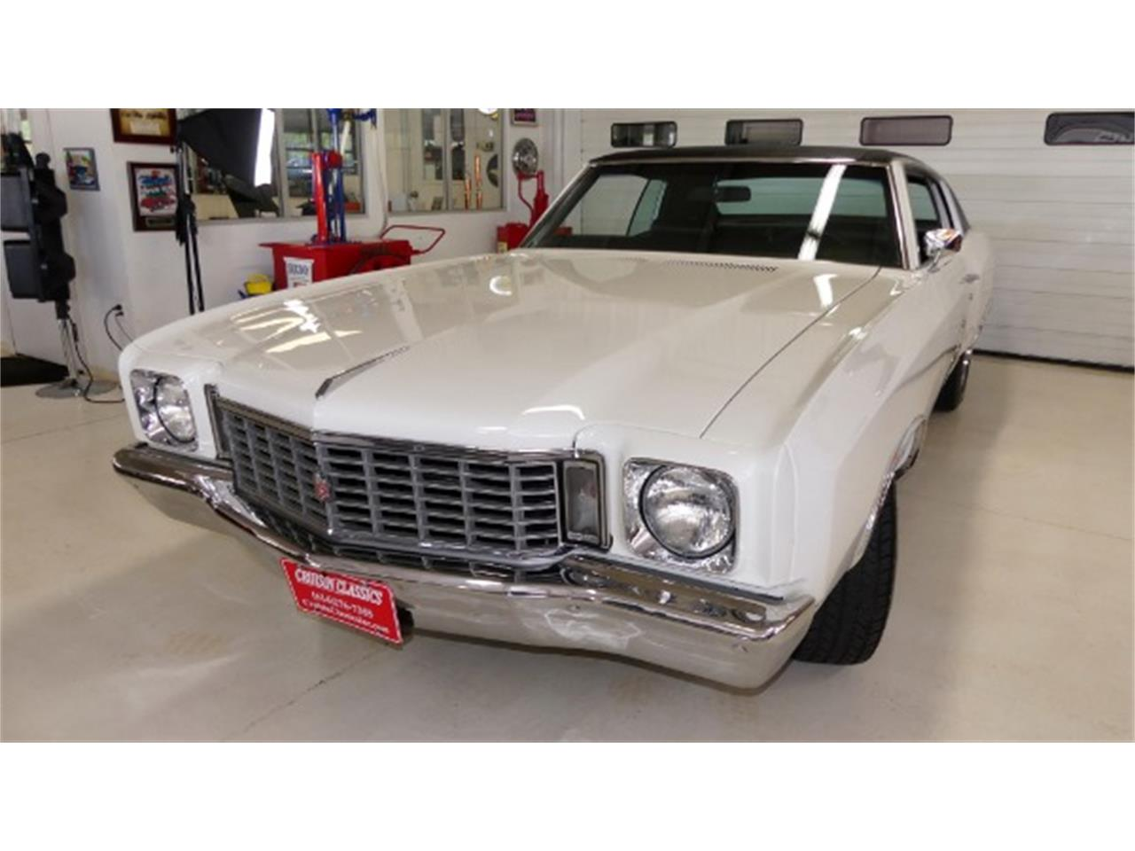 Large Picture of Classic 1972 Chevrolet Monte Carlo located in Columbus Ohio Offered by Cruisin Classics - OG2T