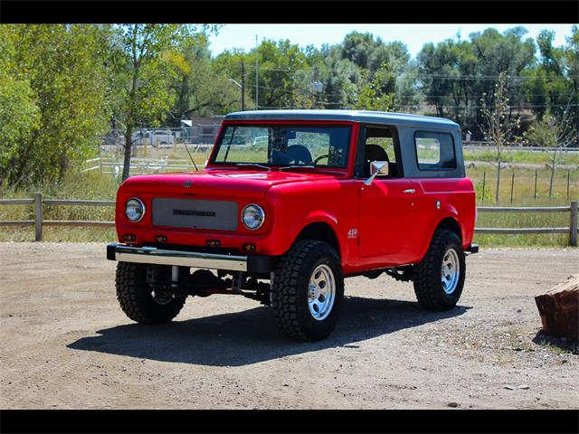 Picture of '68 Scout - OK43