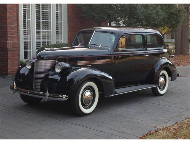 Picture of '39 Master - OK4J