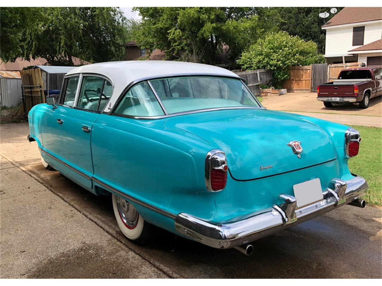 Large Picture of '55 Statesman - OK4K