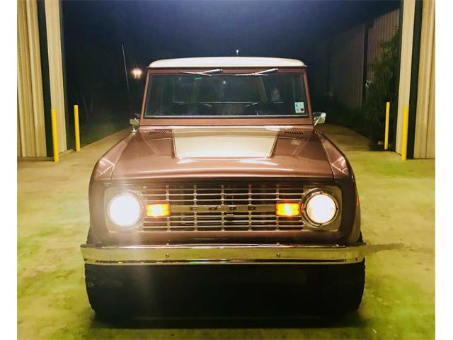 Picture of 1972 Bronco located in Biloxi Mississippi Auction Vehicle - OK4V